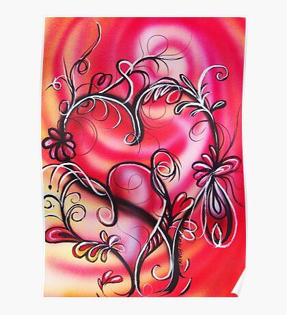 Love Struck Poster
