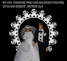 MARRIAGE IS BETWEEN A WOMAN AND A MAN-HUSBAND AND WIFE WITH BIBLICAL SCRIPTURE-PILLOWS-TOTE BAG-JOURNAL-BOOK-ECT.. by ✿✿ Bonita ✿✿ ђєℓℓσ