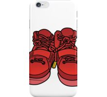 Yeezy Red October iPhone Case/Skin