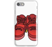 Yeezy Red October iPhone Case/Skin