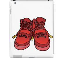 Yeezy Red October iPad Case/Skin