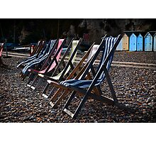 Summers End Photographic Print