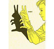 Run Rabbit Run : Such a Good Boy Photographic Print