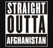 Straight outta Afghanistan! by tsekbek