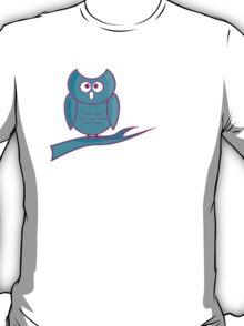 Owl T-Shirt T-Shirt