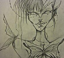lady papillon by Tarita Aurora