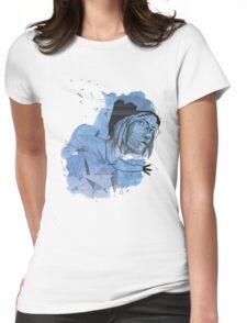 Geometric Chloe - Life Is Strange Inspired Womens Fitted T-Shirt