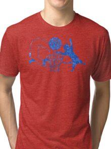 Slam Puss Tri-blend T-Shirt