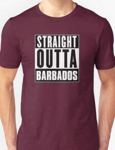 Straight outta Barbados! T-Shirt