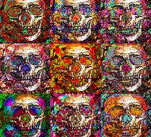 Day of The Dead by Devalyn Marshall