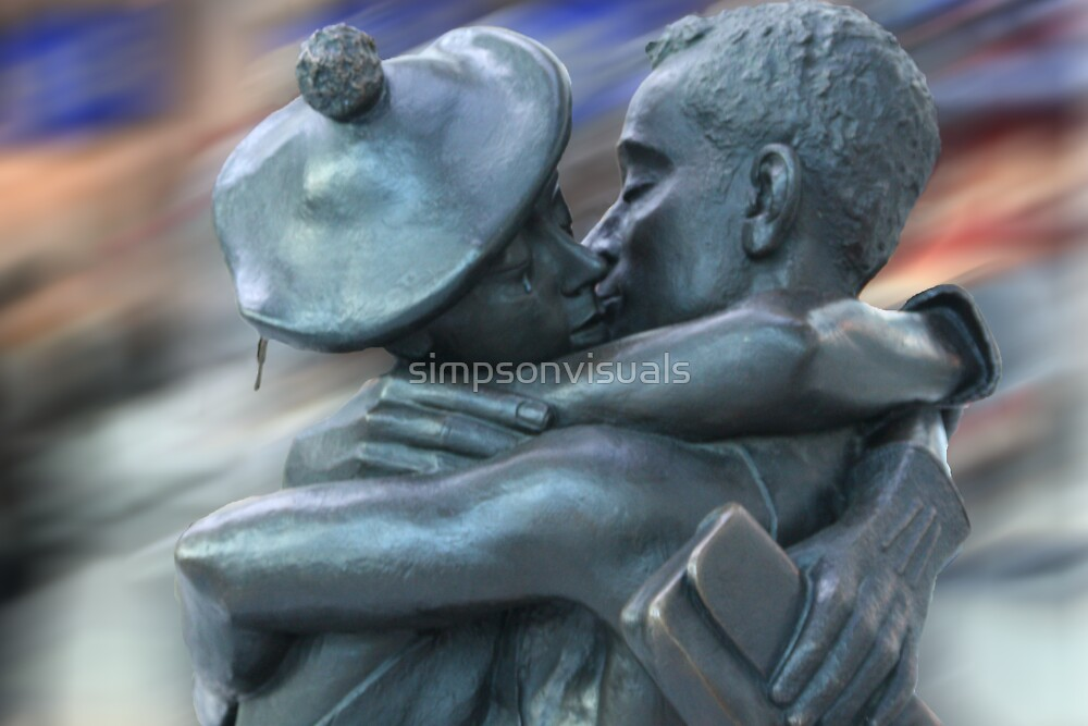 The Lovers - Wincher's Stance, Glasgow by simpsonvisuals