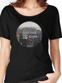 NYC Cityscape Women's Relaxed Fit T-Shirt