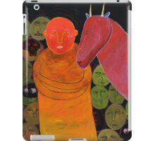 i am cold iPad Case/Skin