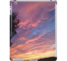 Summer evenings iPad Case/Skin
