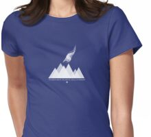 I've Been Above The Arctic Circle In Norway Womens Fitted T-Shirt