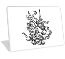 Chinese Tribal Dragon Laptop Skin