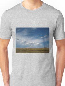 Nebraska Landscape Unisex T-Shirt