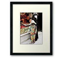 Venice Mystics Framed Print
