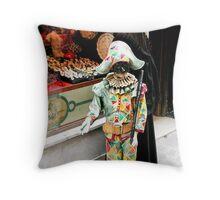 Venice Mystics Throw Pillow