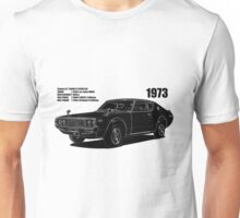 Datsun Nissan 240K - Black Shadow Unisex T-Shirt