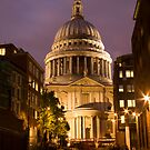 St Pauls Cathedral at London Attractions  by DavidFrench