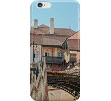 Liars Bridge Sibiu Romania iPhone Case/Skin