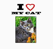 I LOVE MY CAT - Gracie Unisex T-Shirt