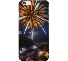Staithes Fireworks iPhone Case/Skin