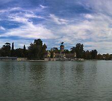 Parco del Buen Retiro - Madrid by Luca Tranquilli
