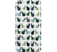 Nine Cats iPhone Case/Skin