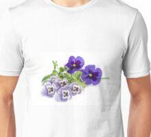 pansy 03 Unisex T-Shirt