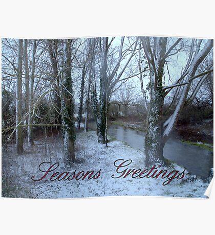 Seasons Greetings. Poster