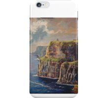 Cliffs of Moher Co Clare Ireland iPhone Case/Skin