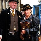 The Goth Weekend at Whitby, Oct 2010. 17 by TREVOR34