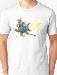 Gatling Grizzly  T-Shirt