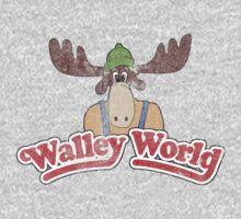 Walley World - Grunge Baby Tee