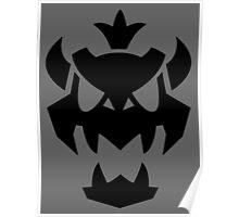 Dry Bowser - Mario Kart 8 Poster