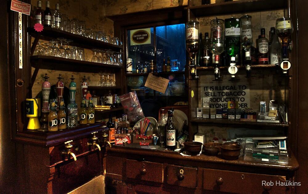 The bar..! by Rob Hawkins