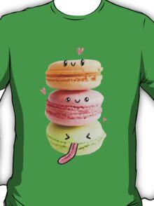 Funny Macarons T-Shirt