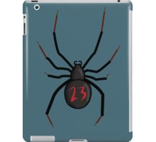 Lucky Number Black Widow iPad Case/Skin