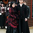 The Goth Weekend at Whitby, Oct 2010. 20 by TREVOR34