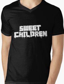 GREEN DAY (design 3) Mens V-Neck T-Shirt