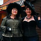 The Goth Weekend at Whitby, Oct 2010. 21 by TREVOR34