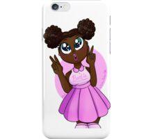 Black Barbie iPhone Case/Skin