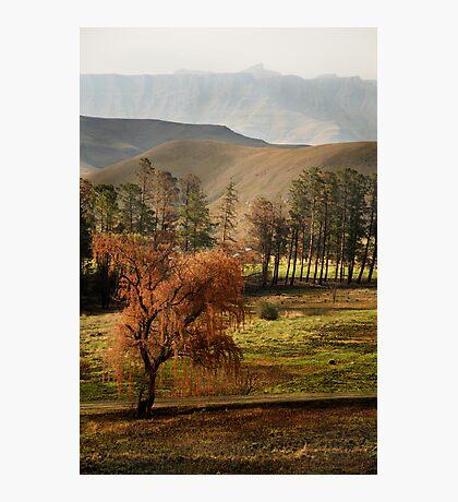 Drakensberg, South Africa Photographic Print