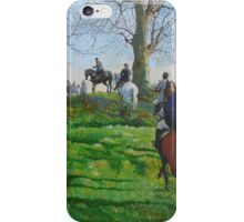 On the Trail Co Clare Ireland iPhone Case/Skin