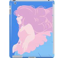 Blue Rose Quartz iPad Case/Skin