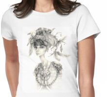 witch doctor Womens Fitted T-Shirt