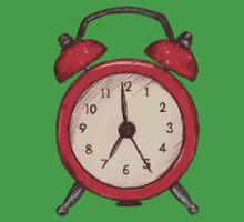 Alarm Clock Baby Tee