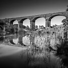 Malmsbury Bridge 2 by Christine Wilson